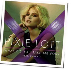 Pixie Lott chords for What do you take me for ukulele