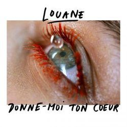 Louane guitar chords for Donne-moi ton coeur