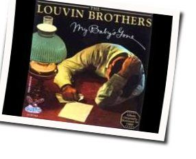 The Louvin Brothers chords for Oh why not tonight