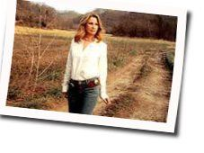 Patty Loveless chords for Over my shoulder