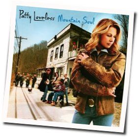 Patty Loveless chords for The boys are back in town