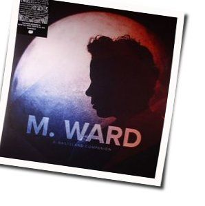 M. Ward guitar chords for I get ideas
