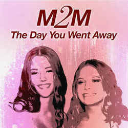 M2M guitar tabs for The day you went away