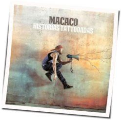 Macaco guitar chords for Gastame los labios