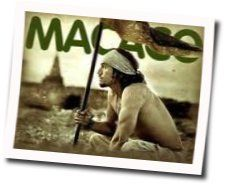 Macaco guitar chords for Moving