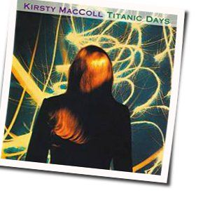 Kirsty Maccoll guitar chords for Days