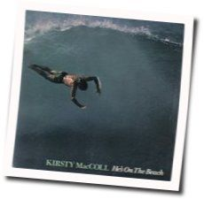 Kirsty Maccoll guitar chords for Hes on the beach