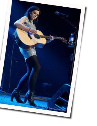 Amy MacDonald guitar chords for Dream on
