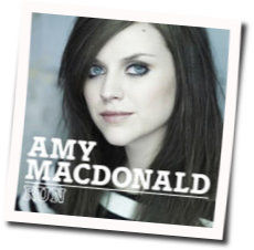Amy MacDonald guitar chords for Run