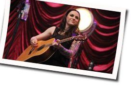 Amy MacDonald guitar chords for The rise and fall