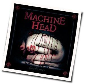 Machine Head guitar chords for Darkness within