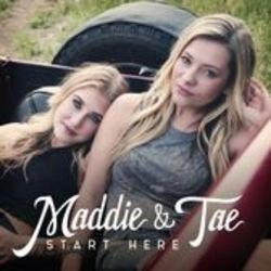 Maddie And Tae guitar tabs for After the storm blows through