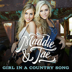 Maddie And Tae bass tabs for Girl in a country song