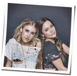Maddie And Tae guitar chords for New dog old tricks