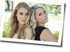 Maddie And Tae guitar chords for Right here right now