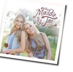 Maddie And Tae guitar chords for Smoke