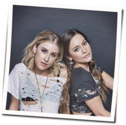 Maddie And Tae guitar chords for Smoke (Ver. 2)
