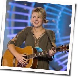 Maddie Poppe guitar chords for Dont ever let your children grow up ukulele