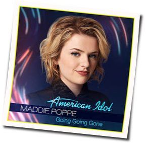 Maddie Poppe guitar chords for Going going gone