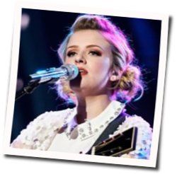 Maddie Poppe guitar chords for Little things