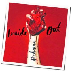 Madonna guitar chords for Inside out