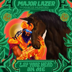 Major Lazer guitar tabs for Lay your head on me