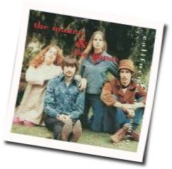 The Mamas And The Papas tabs for Californa dreaming