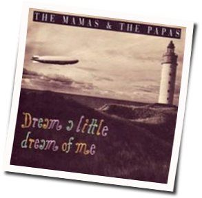 The Mamas And The Papas chords for Dream a little dream ukulele