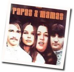 The Mamas And The Papas chords for Hey girl