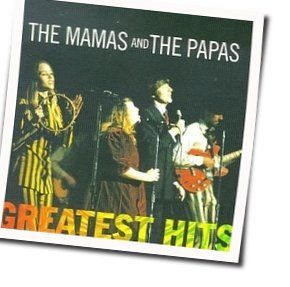 The Mamas And The Papas bass tabs for Nothings too good for my little girl
