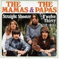 The Mamas And The Papas tabs for Straight shooter