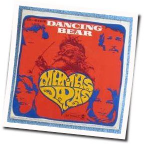 The Mamas And The Papas bass tabs for The dancing bear
