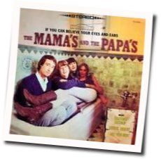 The Mamas And The Papas chords for You baby