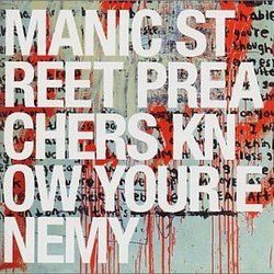 Manic Street Preachers chords for His last painting