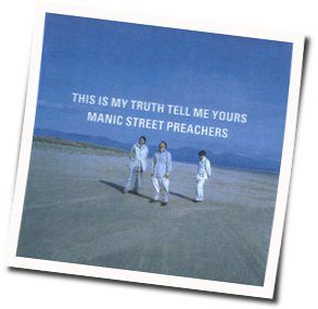 Manic Street Preachers chords for If you tolerate this
