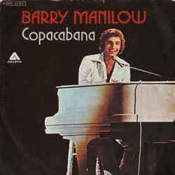 Barry Manilow guitar chords for Copacabana