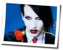 Marilyn Manson guitar tabs for Breaking the same old ground