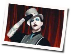 Marilyn Manson tabs for Lay down your goddamn arms