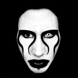 Marilyn Manson tabs for The reflecting god