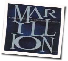 Marillion tabs for Cover my eyes