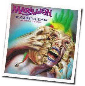 Marillion tabs for He knows you know