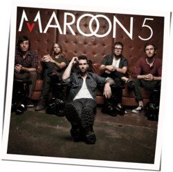 Maroon 5 chords for Be my baby