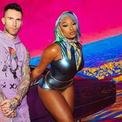 Maroon 5 chords for Beautiful mistakes (feat. megan thee stallion)