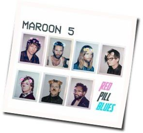 Maroon 5 chords for Bet my heart