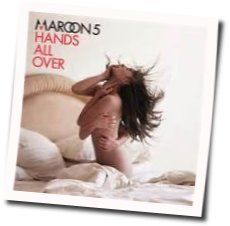 Maroon 5 chords for Hands all over