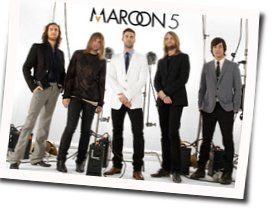 Maroon 5 chords for Lets stay together