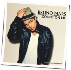 Bruno Mars guitar chords for Count on you