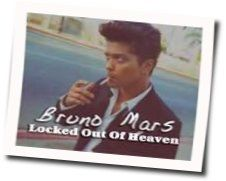 Bruno Mars guitar chords for Locked out of heaven (Ver. 2)