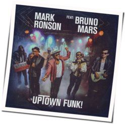 Bruno Mars bass tabs for Uptown funk