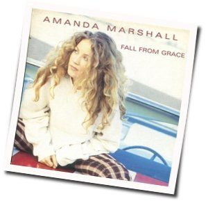 Amanda Marshall chords for Fall from grace
